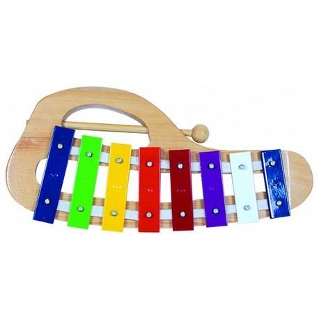 Детская игрушка Bino Металлофон