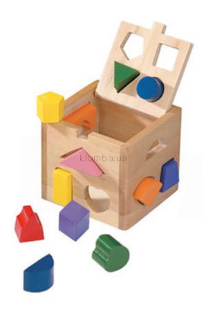 Детская игрушка Bino Сортер большой