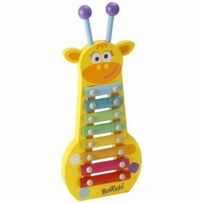 Детская игрушка Boikido Ксилофон Жираф