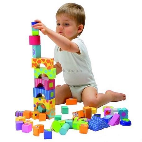 Детская игрушка Boikido Кубики  Строитель