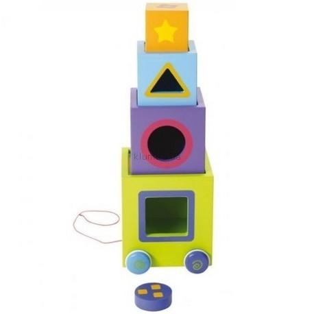 Детская игрушка Boikido Сортер