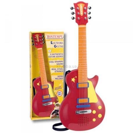 Детская игрушка Bontempi Электронная гитара