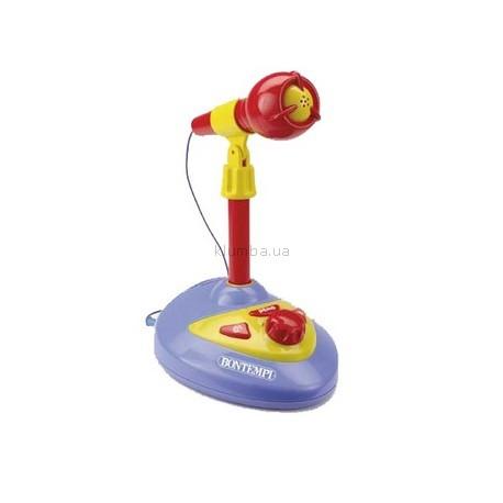 Детская игрушка Bontempi Микрофон на подставке