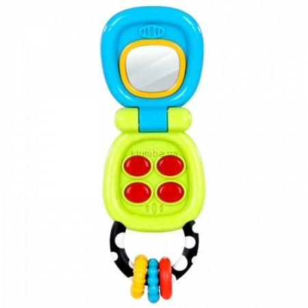 Детская игрушка Bright Starts Телефон со светом и звуком