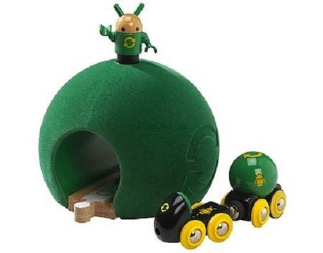 Детская игрушка Brio Мусороперерабатывающий поезд