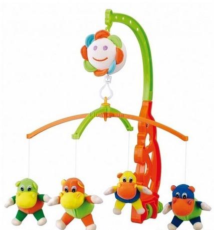 Детская игрушка Canpol Babies Гиппопотамы