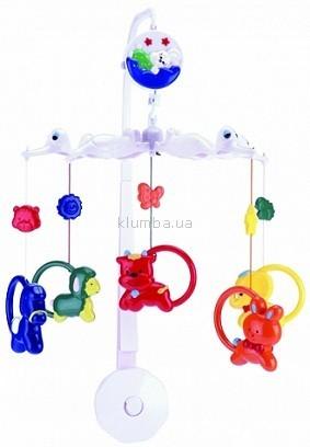 Детская игрушка Canpol Babies Зверушки с кольцами