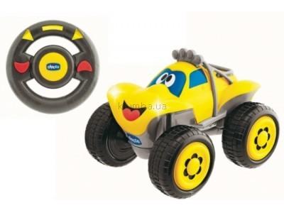 Детская игрушка Chicco Джипп Билли на радиоуправлении