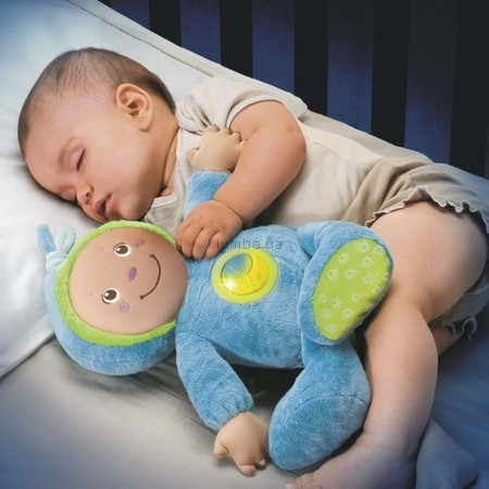 Детская игрушка Chicco Кукла мягкая Сладкие сны