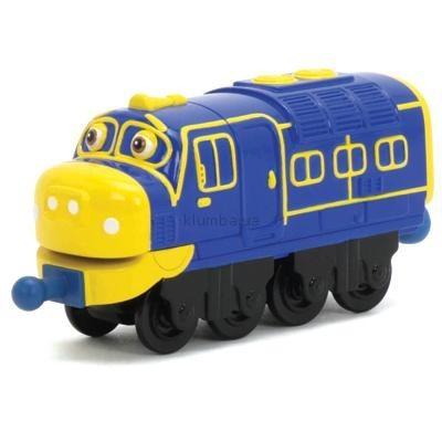 Детская игрушка Chuggington Паровозик Брюстер