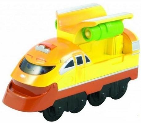 Детская игрушка Chuggington Паровозик Реактивный Чаггер