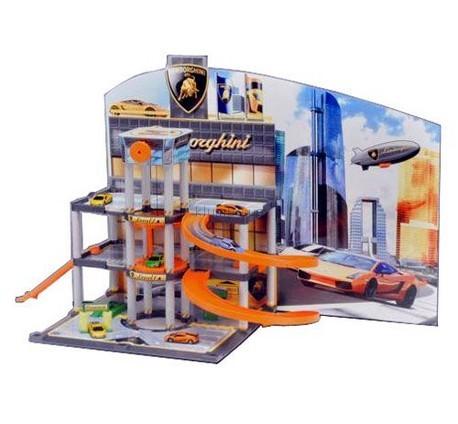 Детская игрушка Dickie Центр обслуживания Ламборджини