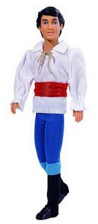 Детская игрушка Disney Принц Эрик, жених Ариэль