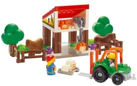 Детская игрушка Ecoiffier (Smoby) Сельское хозяйство