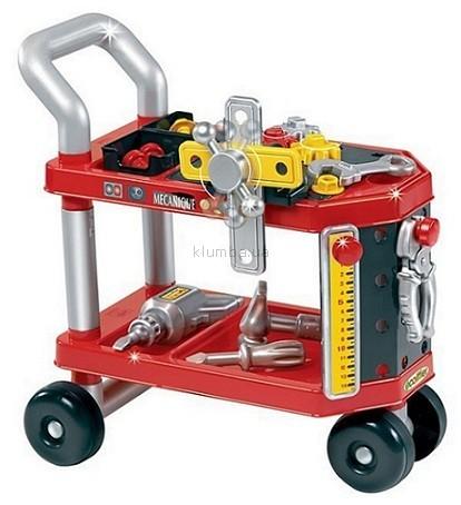 Детская игрушка Ecoiffier (Smoby) Тележка с инструментами (2355)