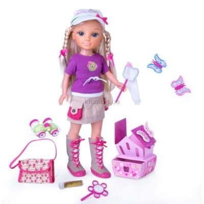 Детская игрушка Famosa Nancy ловит бабочек