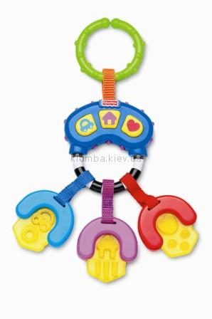 Детская игрушка Fisher Price Музыкальные ключики