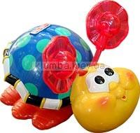 Детская игрушка Fisher Price Убегающий жук