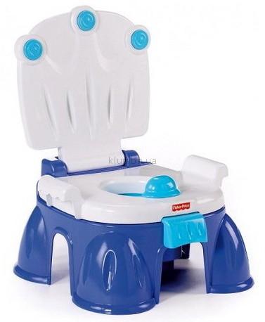 Детская игрушка Fisher Price Горшок для мальчика