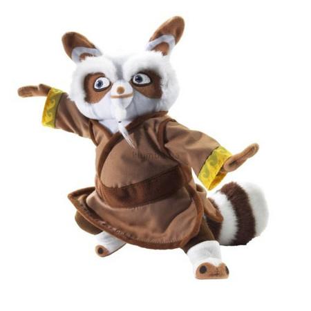 Детская игрушка Fisher Price Панда кунг фу, Мастер Шифу