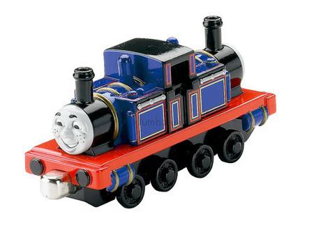 Детская игрушка Fisher Price Томас и друзья, паровозики