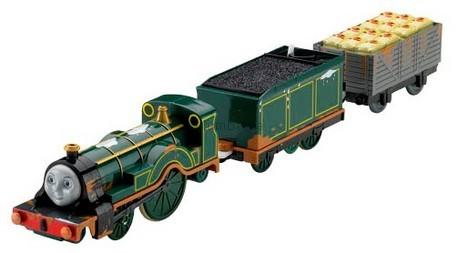 Детская игрушка Fisher Price Томас и друзья, Грузоперевозчик