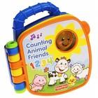 Детская игрушка Fisher Price Моя первая книжка-считалочка Друзья на ферме