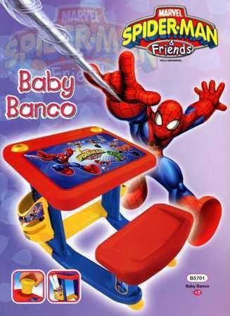 Детская игрушка Grand Soleil Парта Spiderman