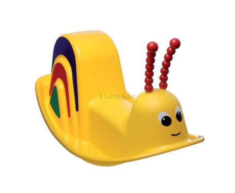 Детская игрушка Halabuda Качалка Улитка