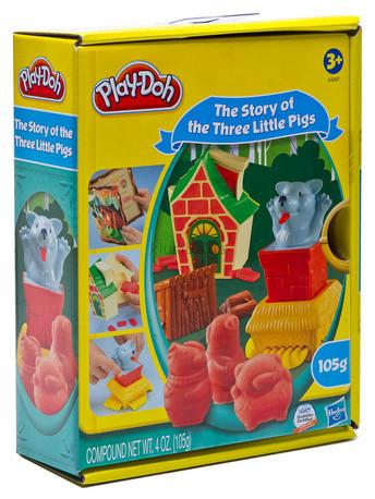 Детская игрушка Hasbro Набор пластилина Сказка Play-doh