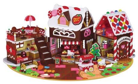 Детская игрушка Hello Kitty  Пряничный домик