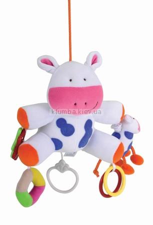 Детская игрушка Jane Подвесная игрушка с музыкой Farm / Adventure