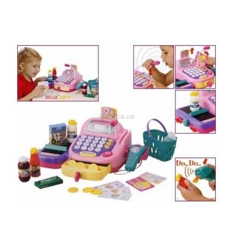 Детская игрушка Keenway Электронный кассовый аппарат с  микрофоном (30241)