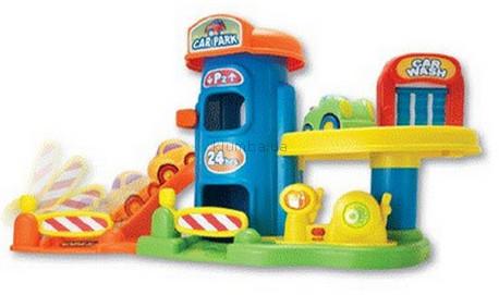 Детская игрушка Keenway Мега Парковка