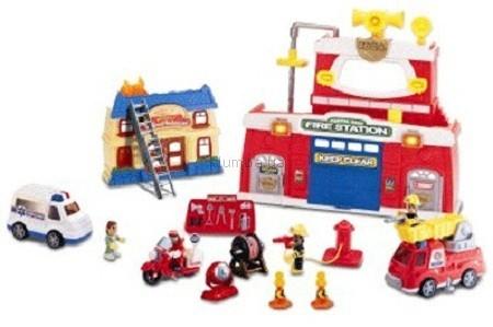 Детская игрушка Keenway Пожарная станция