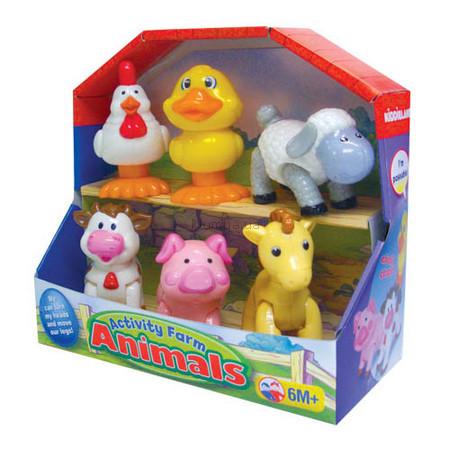 Детская игрушка Kiddieland Домашние животные