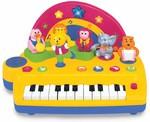 Детская игрушка Kiddieland Пианино Оркестр мишки Тедди