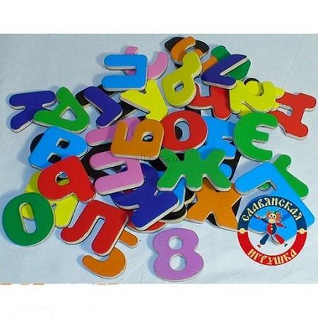 Детская игрушка K's Kids Русский алфавит с цифрами