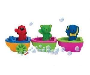 Детская игрушка K's Kids Три лодочки  на магнитах