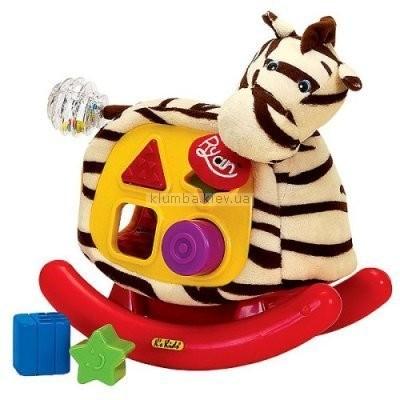 Детская игрушка K's Kids Зебра-качалка