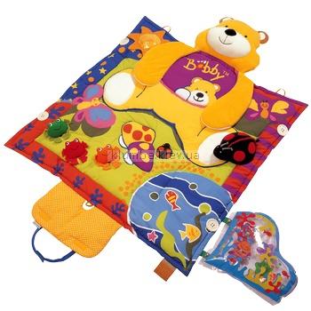 Детская игрушка K's Kids Коврик-кровать-сумка