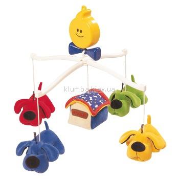 Детская игрушка K's Kids Цветные собачки