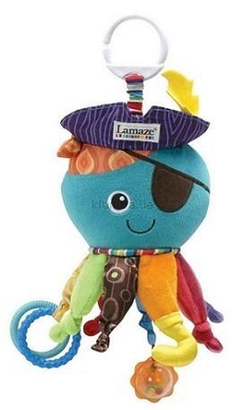 Детская игрушка Lamaze Пират-Осьминог