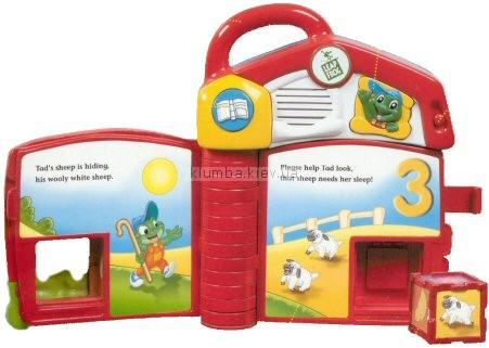 Детская игрушка Leap Frog Интерактивная книга Дом