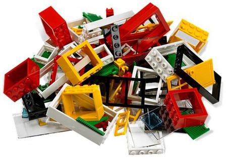 Детская игрушка Lego Bricks More Дополнительные окна и двери (6117)