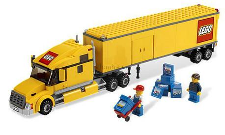 Детская игрушка Lego City Грузовик  (3221)