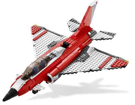 Детская игрушка Lego Creator Обгоняя звук (5892)