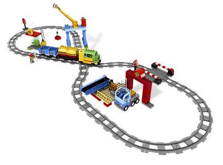 Детская игрушка Lego Duplo Поезд Люкс (5609)