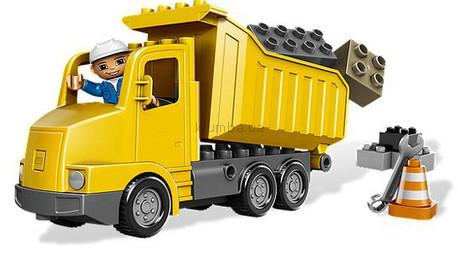 Детская игрушка Lego Duplo Самосвал (5651)