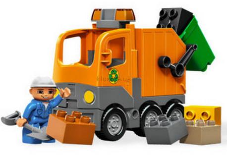 Детская игрушка Lego Duplo Мусоровоз (5637)